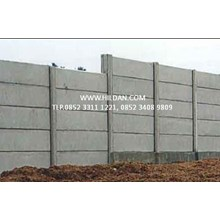 Image Result For Harga Pagar Panel Beton Per Meter