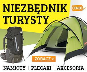 Turystyka - wybierz na Ceneo.pl