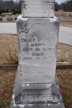 Dr B F Bates