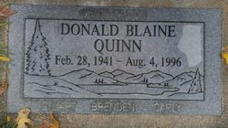 Donald Blaine Quinn