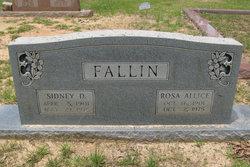 Sidney Durham Fallin