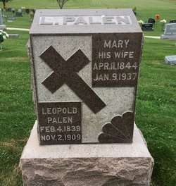 Mary May <i>Haupert</i> Palen