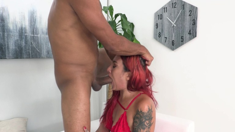 Alexa Lewis first anal and prolapse pounding NT081
