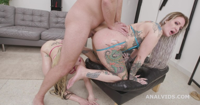 Wet UK Supersults with Barbie Sins and Alexxa Vice #2, Orgy with Balls Deep Anal, Dap, Gapes, Buttrose, Pee Drink GIO1692