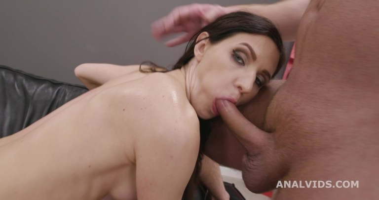 Lina Arian 4on1 Balls Deep Anal, DAP, ATM, Gapes and Cumswallow GIO1704