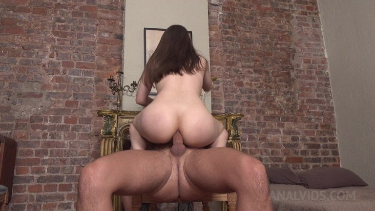 Nick's Anal Casting, cute and young Baby Bamby! Welcome to Porn with Balls Deep Anal, Gapes and Cum in Mouth NRX041