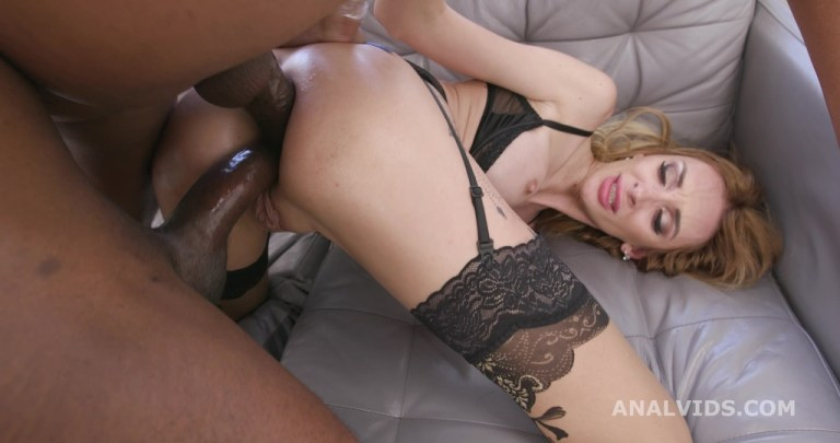 Black Meat Matter, Anita Blanche, 2on1, BBC, Anal Fisting, ATM, DAP, Gapes, ButtRose, Creampie Swallow, Cum in Mouth GL498