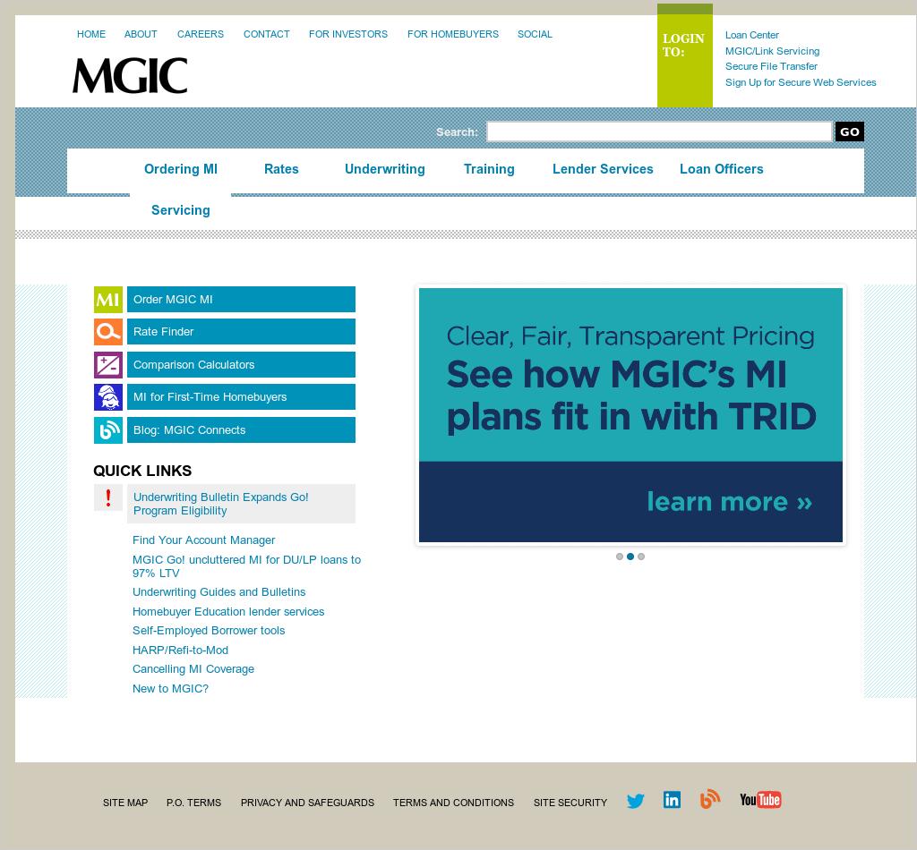 Mgic Income Worksheet