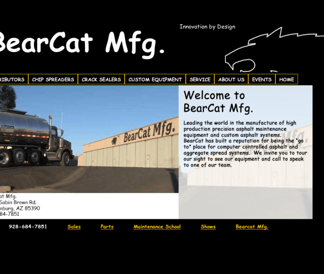 Bearcat Manufacturing Competitors Revenue And Employees Owler Company Profile