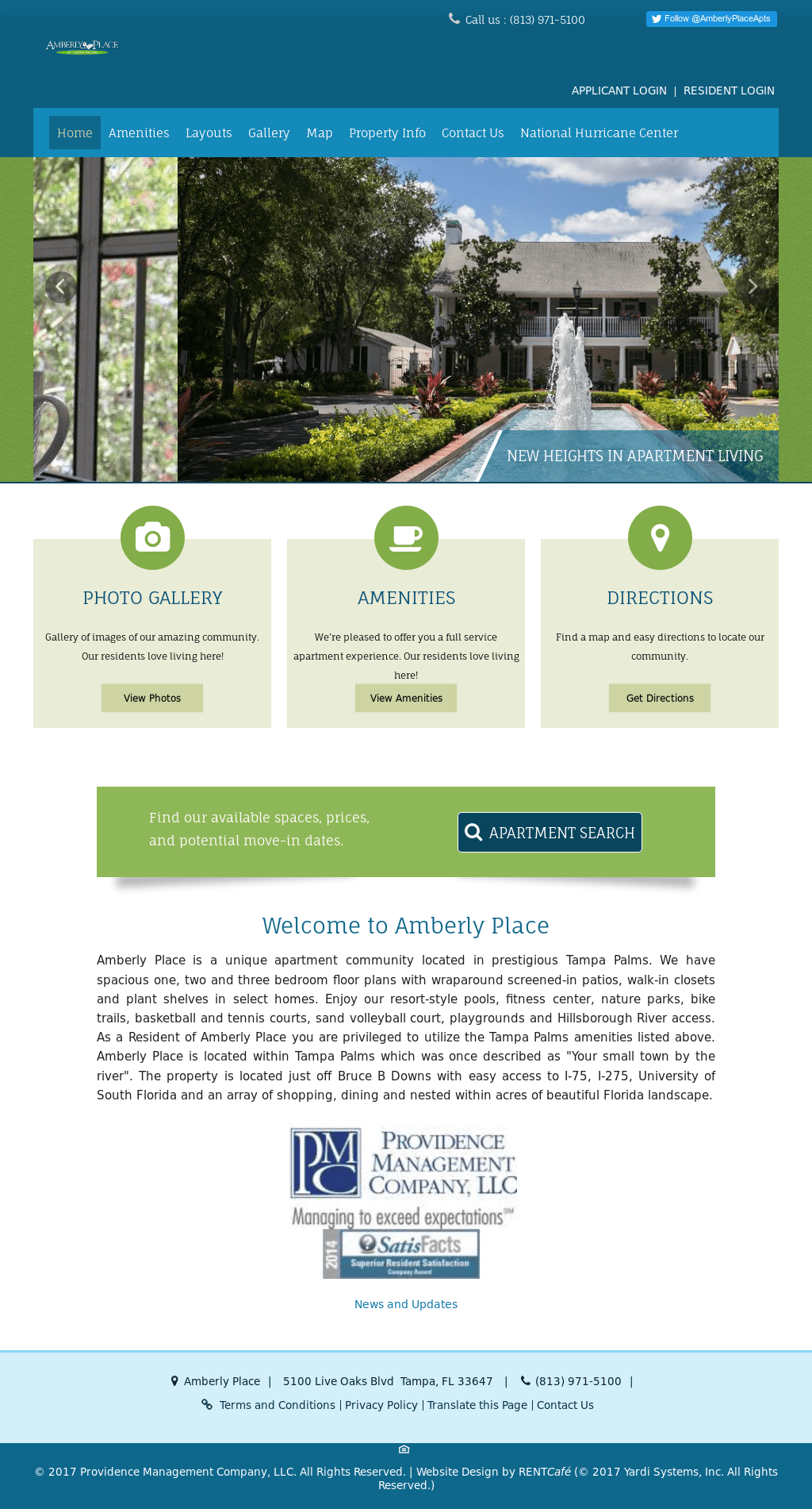 amberly place resident portal