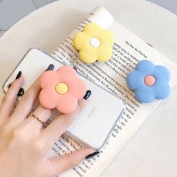 Cute Cartoon Mobile phone bracket phone adjustable stand phone finger ring  holder for phones for iphone xiaomi redmi