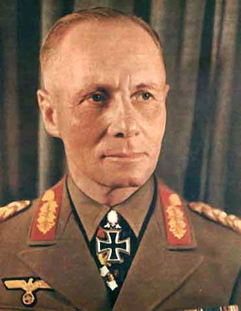 納粹元帥-龍美爾