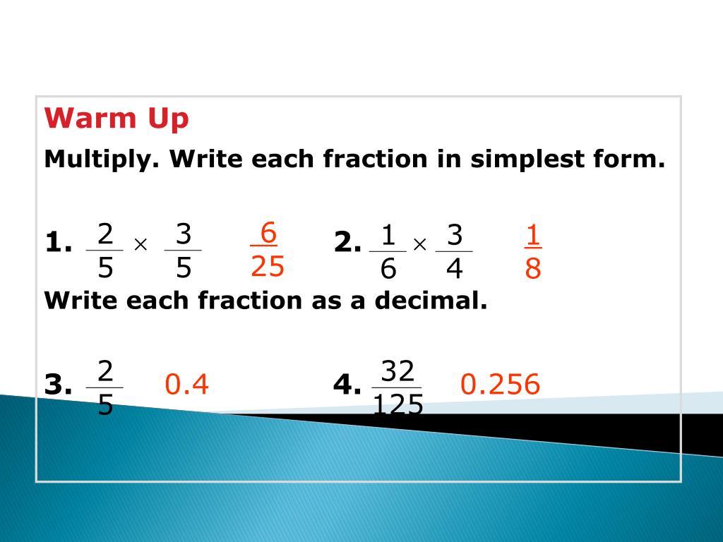 50 51 Fraction