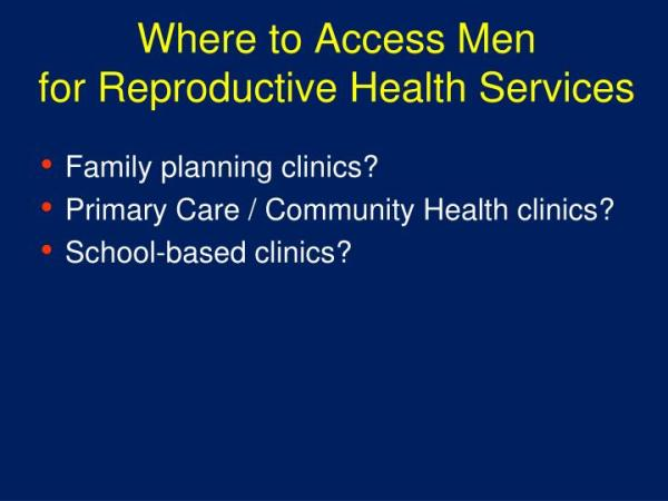 PPT - Kees Rietmeijer, MD, PhD, MSPH Colorado School of ...