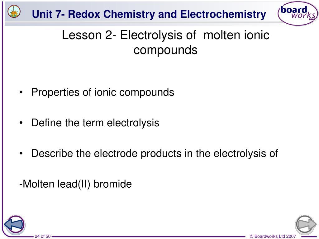 Worksheet 1 Determination Of Oxidation Number
