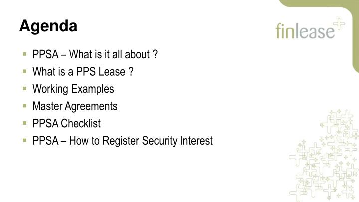 Personal Security Register