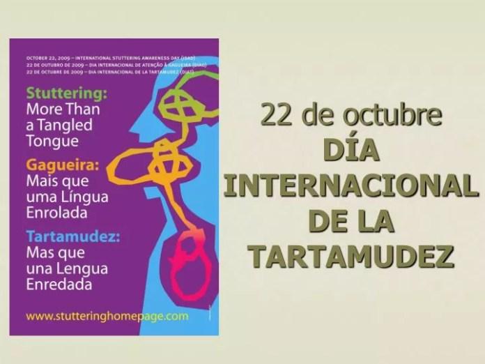 Resultado de imagen para Fotos: Día Mundial de la Tartamudez