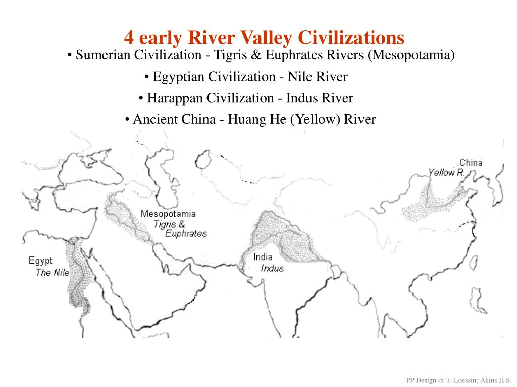 Mesopotamian And Egyptian Civilizations Compare And