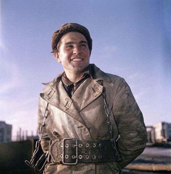 Трудовые будни: фото повседневной жизни советских людей ...