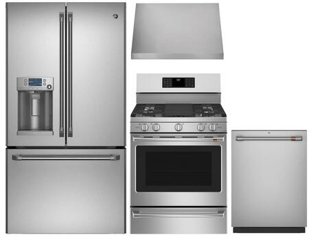 Cafe 737115 Kitchen Appliance Packages Appliances Connection