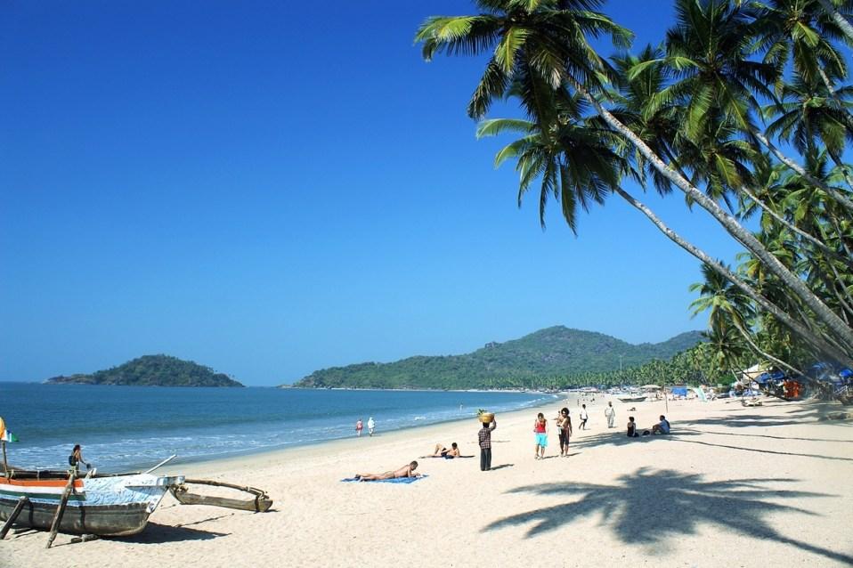 beach Goa, India