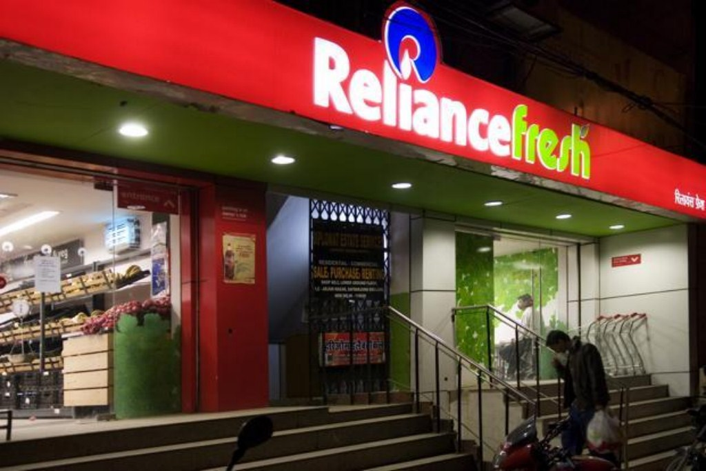 Reliance Fresh Vellore Address