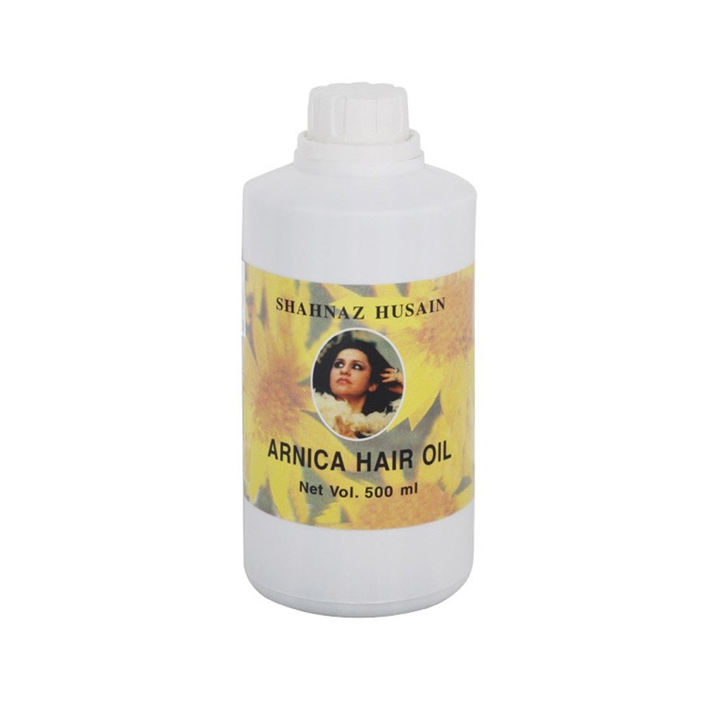 SHAHNAZ HUSAIN ARNICA HAIR OIL Review SHAHNAZ HUSAIN
