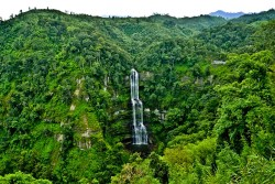 Image result for Vantawng Falls Falls