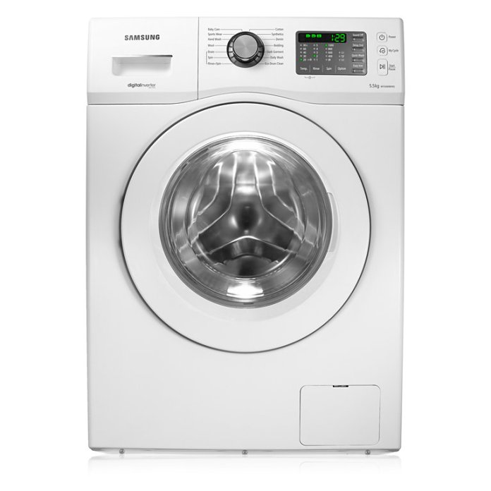 Samsung Wf550b0bkwq Tl 5 5 Kg Front Load Fully Automatic Washing Machine Reviews Price Complaints Customer Care Specifications India