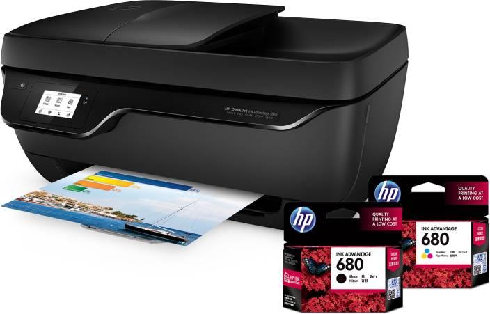 HP DESKJET INK ADVANTAGE 3835 ALL IN ONE MULTI FUNCTION PRINTER ...