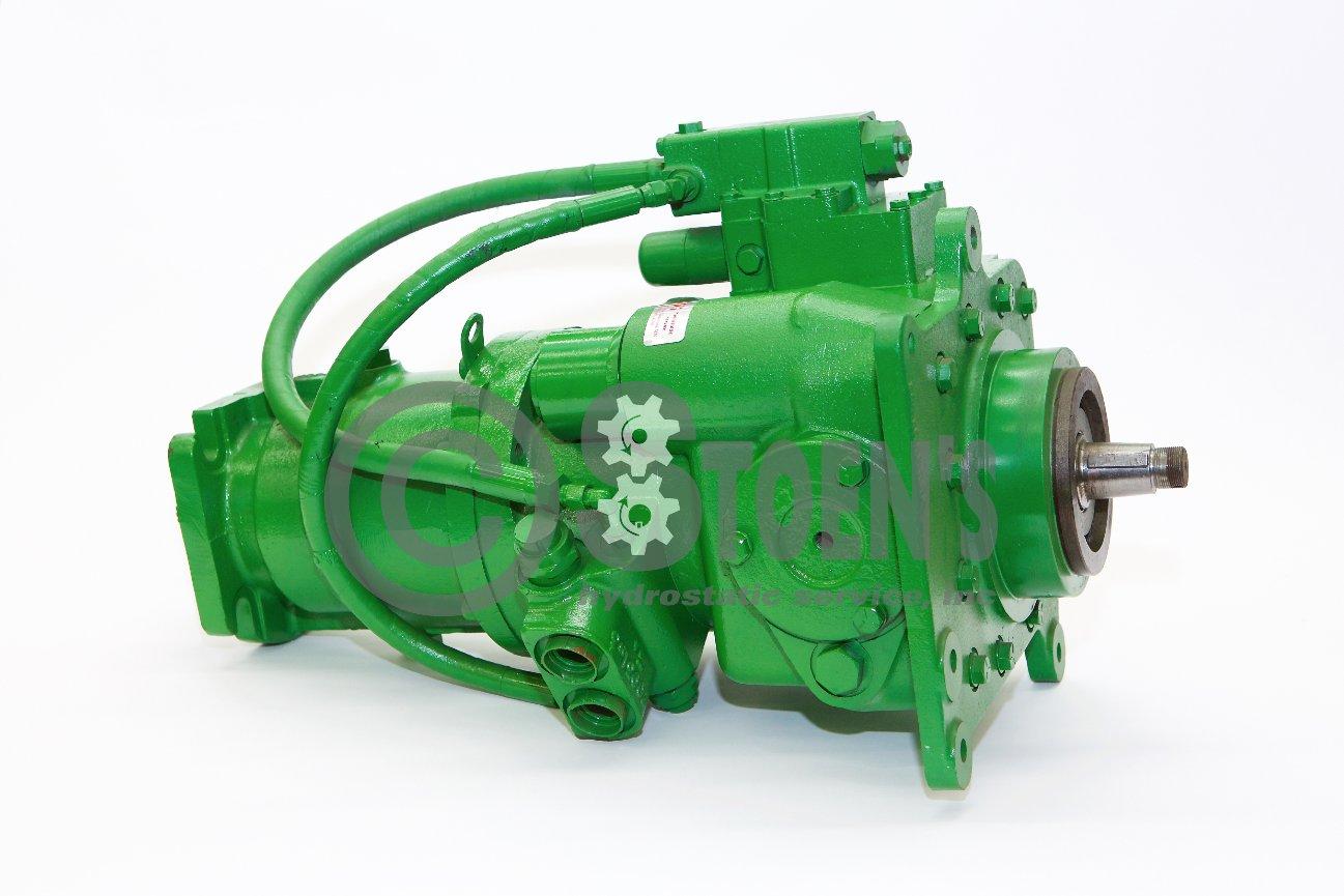 Sundstrand Hydrostatic Transmission