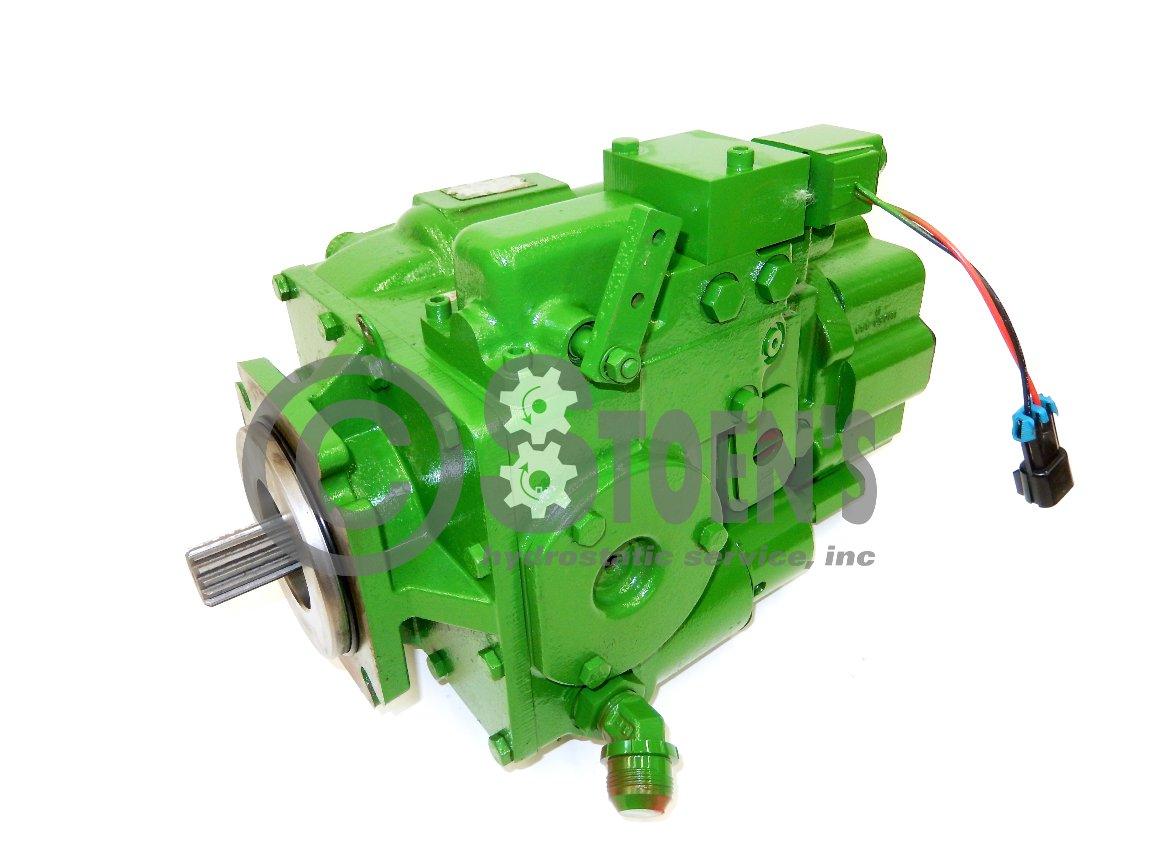 Eaton Header Pump