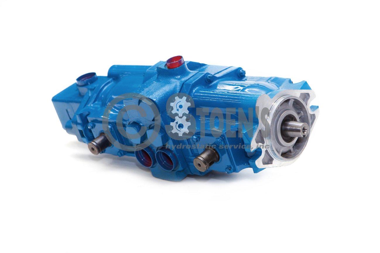 Vickers Tandem Hydrostatic Pump