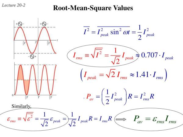 PPT - Alternating Current (AC) PowerPoint Presentation ...