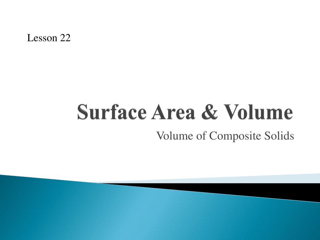 Splash Math Volume Of Solids