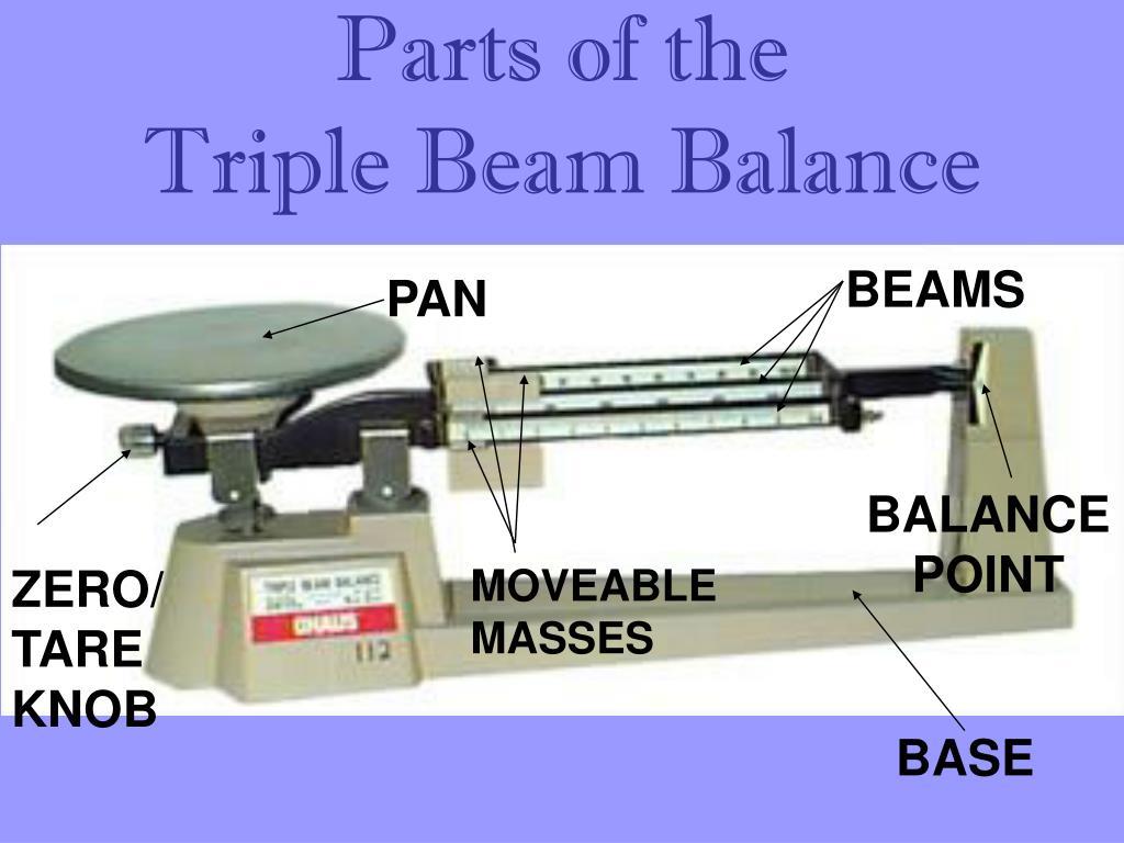 Triple Balance Beam Parts