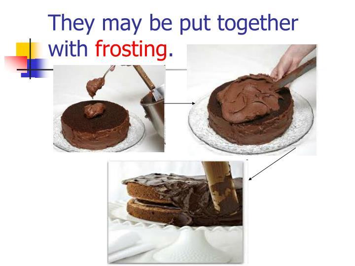 Types Cake Making Methods