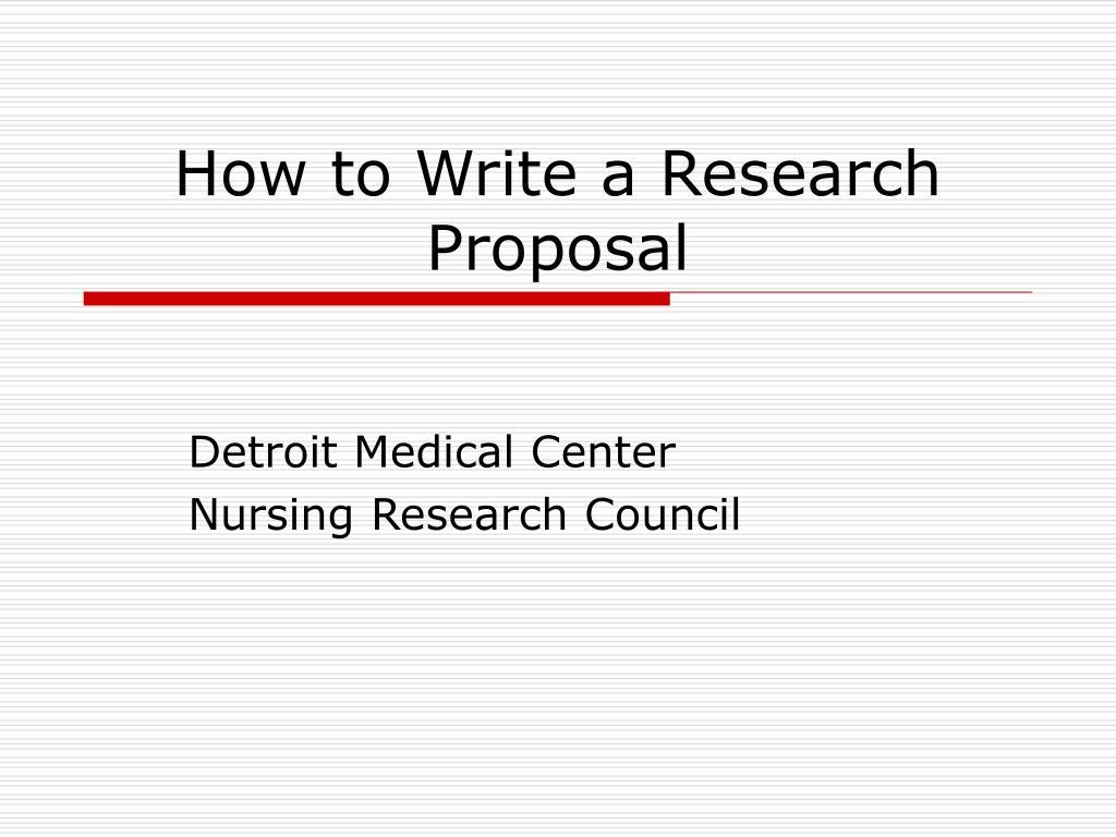 Nursing Research Proposal Example Free Nursing Research Proposal Samples And Examples List