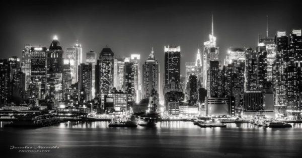 Самые красивые снимки ночных городов планеты Всё самое