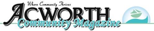 Image result for around acworth magazine logo