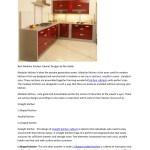 Ppt Best Modular Kitchen Cabinet Designs By My Gubbi