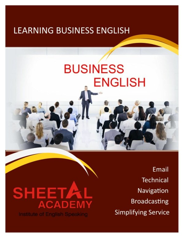 PPT - Learn Business English to Develop your Speaking ...
