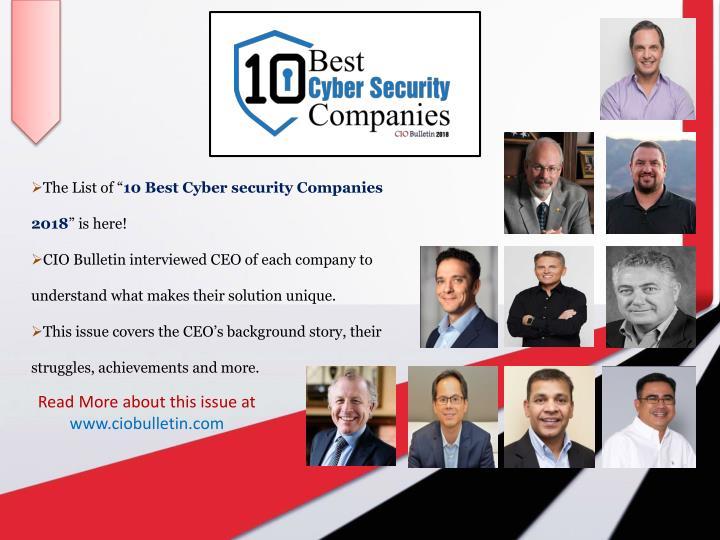 Best Cyber Security Websites
