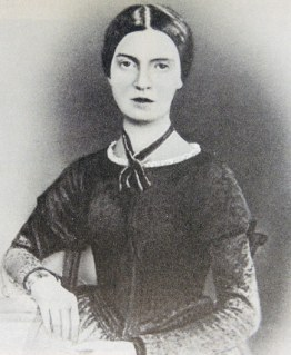 A portrait of Emily Dickinson. Universal History Archive/Getty images/VCG