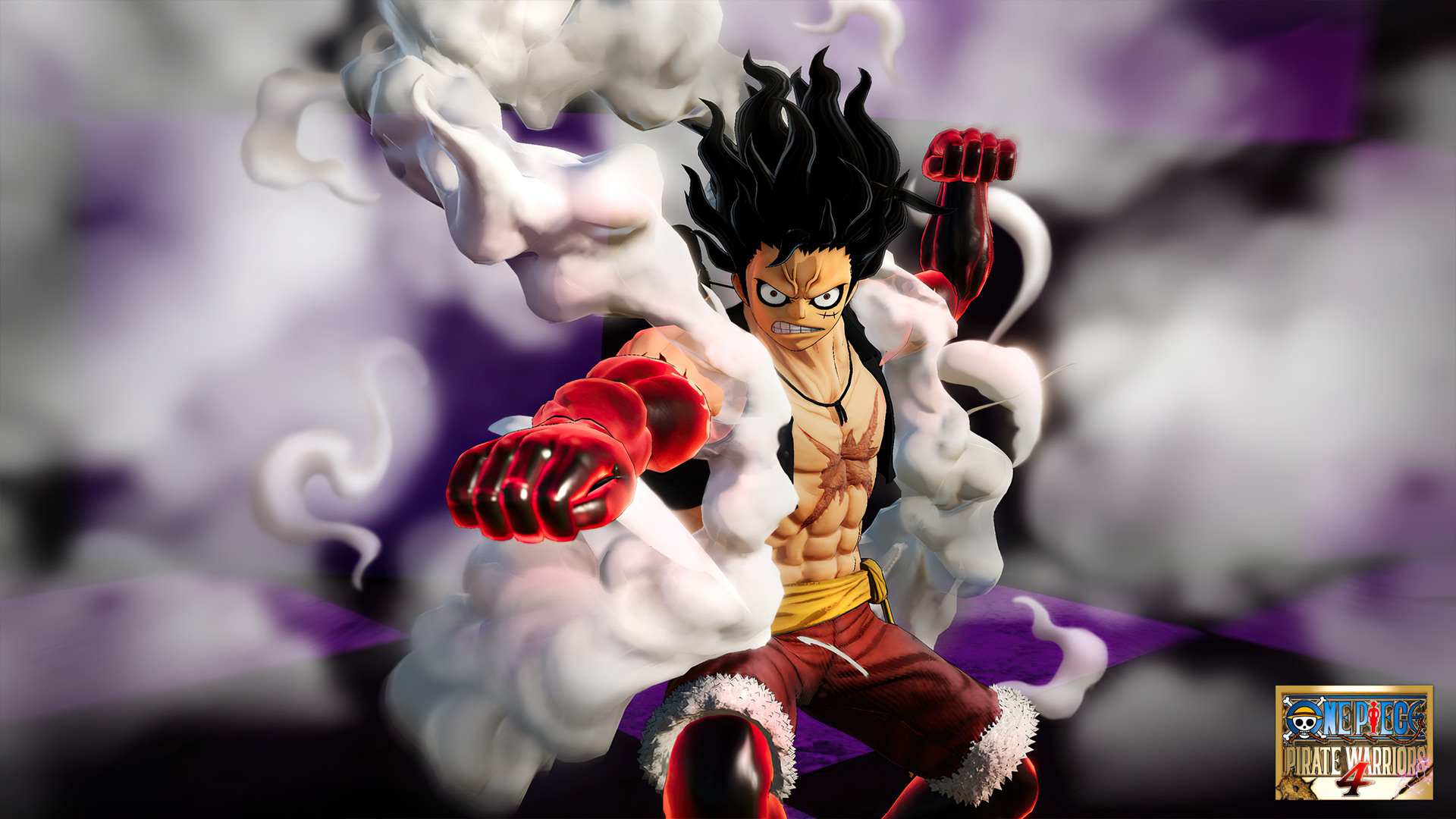 Make your device cooler and more beautiful. Luffy Snakeman One Piece Pirate Warriors 4 4k Wallpaper 5 1705