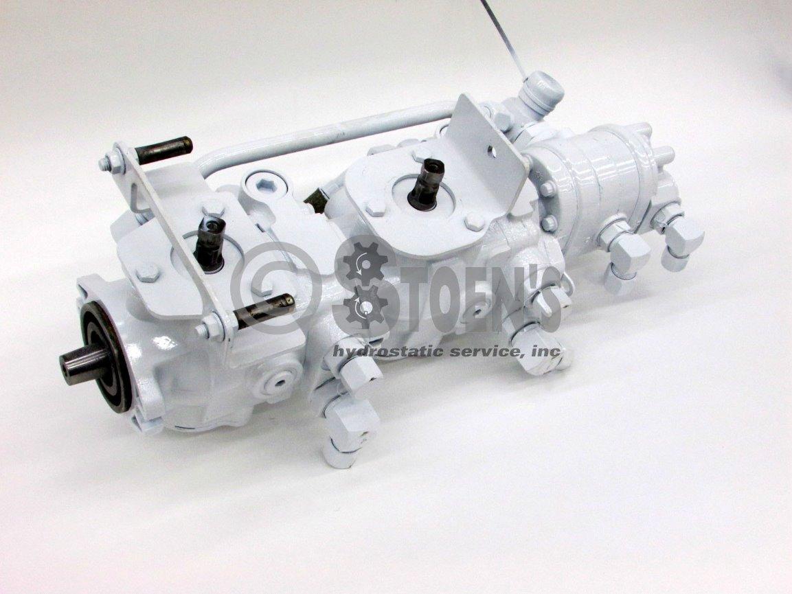Eaton Tandem Drive Pumps