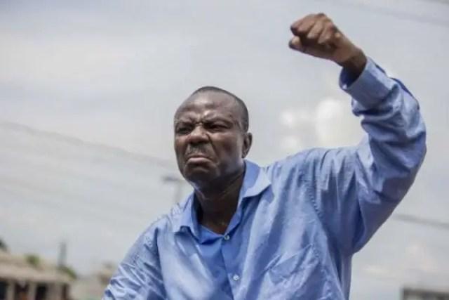 Moïse Jean Charles s'écarte des mobilisations du secteur démocratique et populaire - Moïse Jean Charles, Nenel Cassy