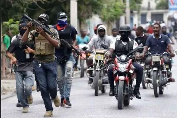 Libération de policiers en détention par Fantom 509: La FJKL dénonce cette méthode - Fantom 509