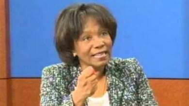 Edmonde Supplice Beauzile rejette le soutien des Etats-Unis à Jovenel Moïse - États-Unis