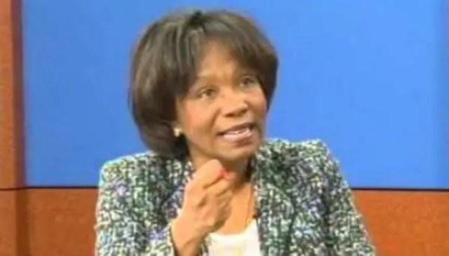 Edmonde Supplice Beauzile rejette le soutien des Etats-Unis à Jovenel Moïse - Edmonde Supplice Beauzile, États-Unis
